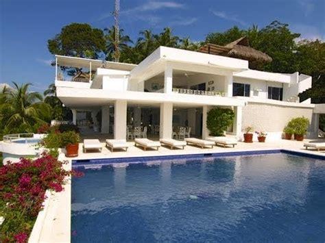 renta de casas en acapulco casa garbi villa experience mexico youtube