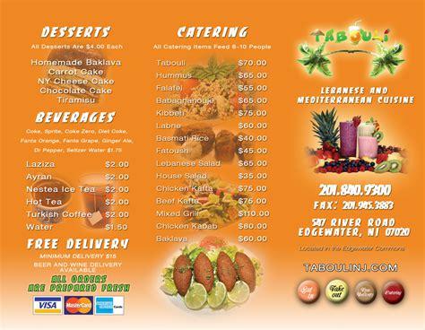 menu design and print brochure design nine73 nine73 com 973 area code