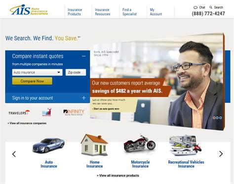 Compare Car Insurance Rates California by Ais Brings Real Time Auto Insurance Comparison Rate Quotes