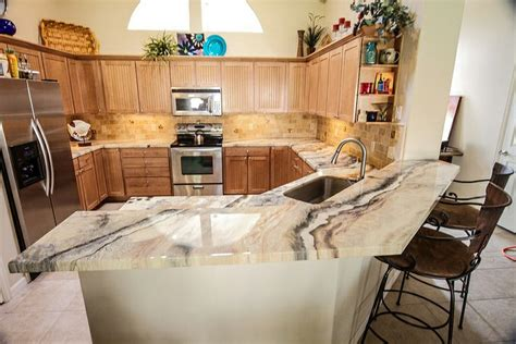 Make Your Own Resin Countertop by Epoxy Countertops Are Amazingly Cool It Is Like Doing