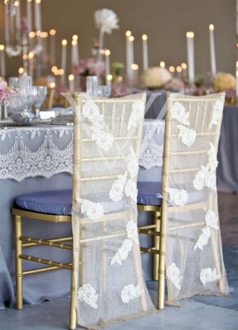 Chair Decorations by Chair Decor Archives Weddings Romantique