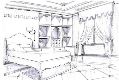 bedroom sketch simple bedroom sketch interior design