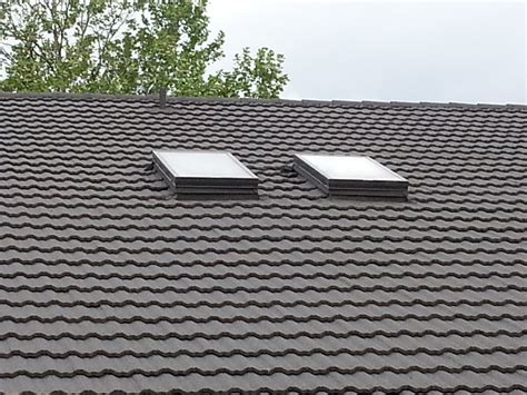 Metal Tile Roof Residence Gerard Coated Steel Metal Tile Cc L Roofing