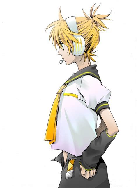 Boneka Vocaloid Kagamine Len kagamine len len kagamine vocaloid image 490309 zerochan anime image board