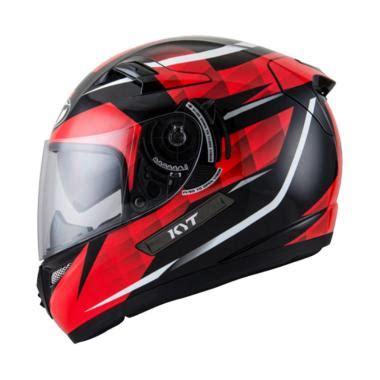 Helm Kyt K2 Rider Hitam Polos jual helm motor harga helm agv kyt ink rdx murah blibli