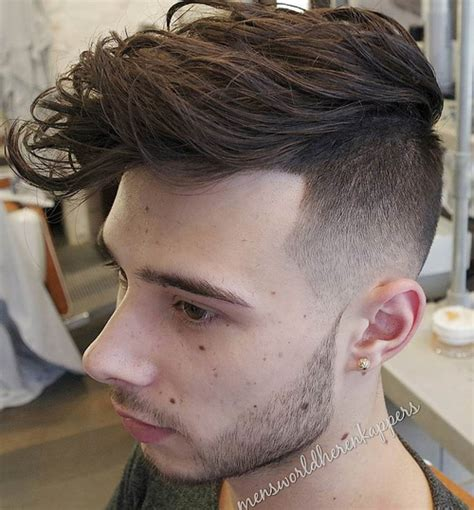 show me rockstar hair cuts funky undercut haircuts for men 2017 men s hairstyles