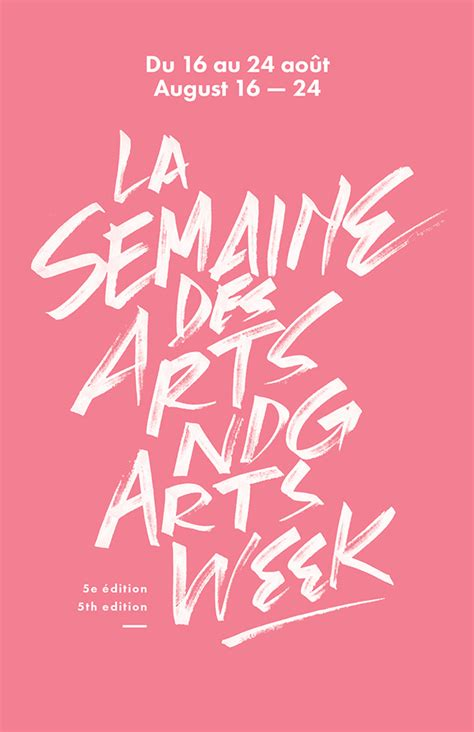 designspiration jobs ndg arts week on behance