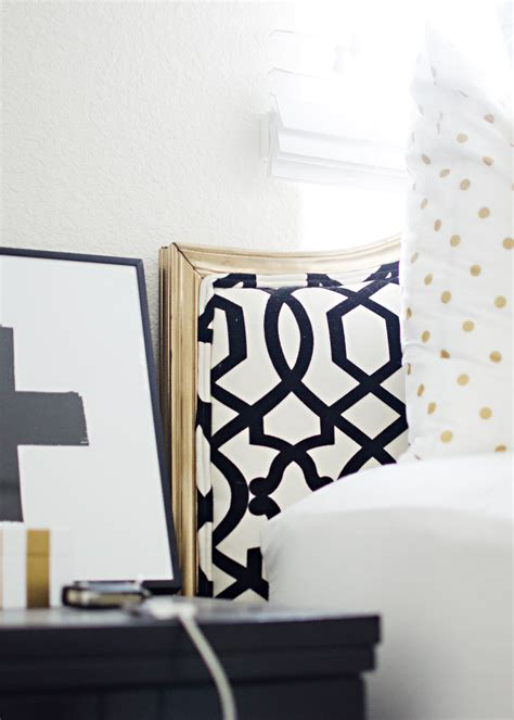 gold black and white bedroom black white gold bedroom brittanymakes