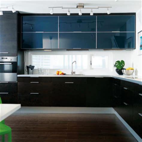 Cuisine Noir Laque Ikea Cuisine Applad Noir Ikea