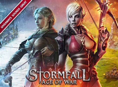 Free Coin Giveaway - storm fall age of war free coins giveaway promo codes