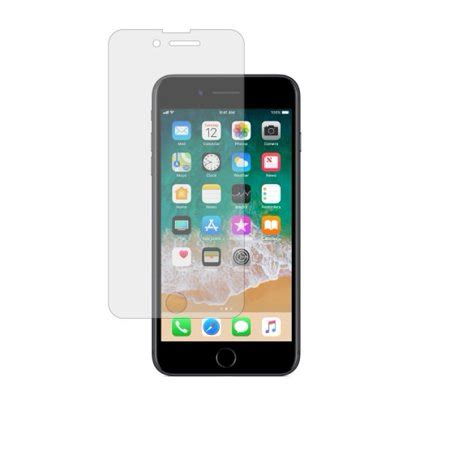 tekshield tempered glass screen protector for iphone 6 6s walmart