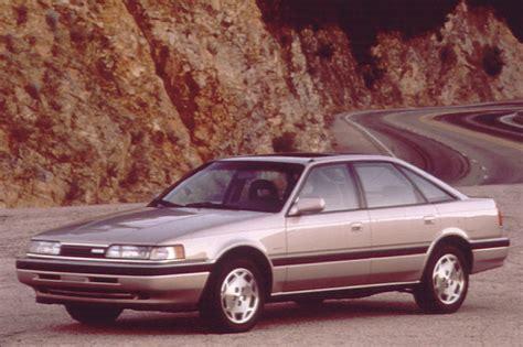 how petrol cars work 1992 mazda 626 windshield wipe control 1990 92 mazda 626 consumer guide auto
