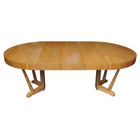 expanding tables rare robsjohn gibbings expanding dining table at 1stdibs
