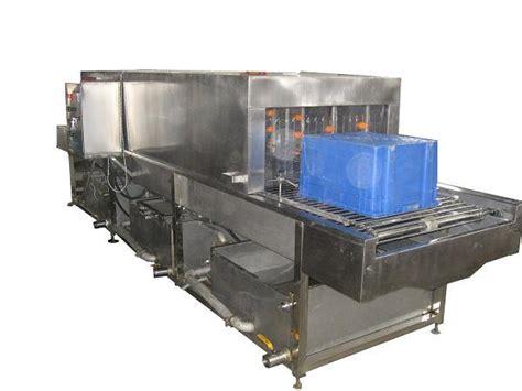 Basket Machine plastic basket washer chicken box washing machine