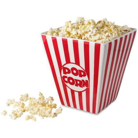Retro Ceramic Popcorn Bowl   The Green Head