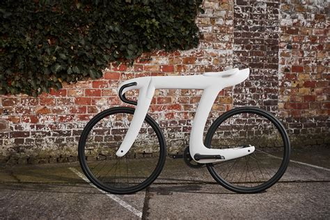 design milk bike the pi bike is a fixed gear bicycle in the shape of the pi