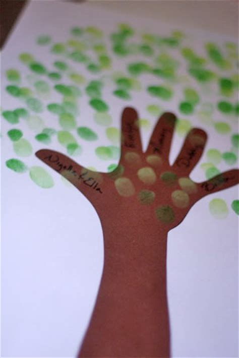 3 handprints tree handprint family tree factory direct craft
