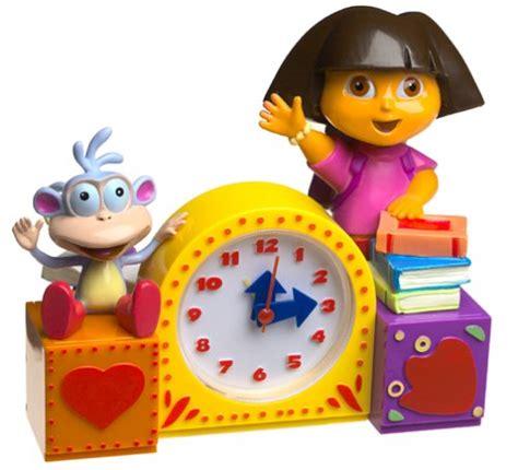 the explorer play time singing alarm clock