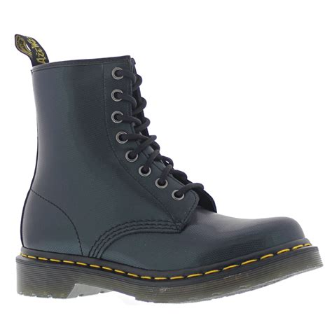 dr martens 1460 canvas womens boots ebay