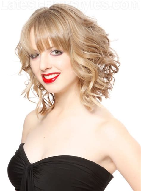 beach wave haircuts with bangs photos 14 classic bob hairstyles for 2014 pretty designs