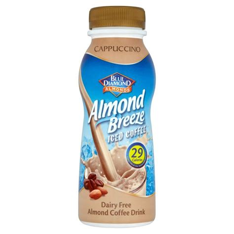 Almond Milk Chocolate 250 Ml almond cappuccino iced coffee 250ml my vegan supermarket