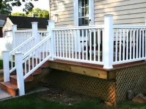 basic deck how to build a simple deck hgtv