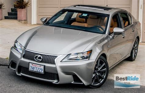 lexus gs350 f sport interior 2015 lexus gs350 f sport in atomic silver with flaxen