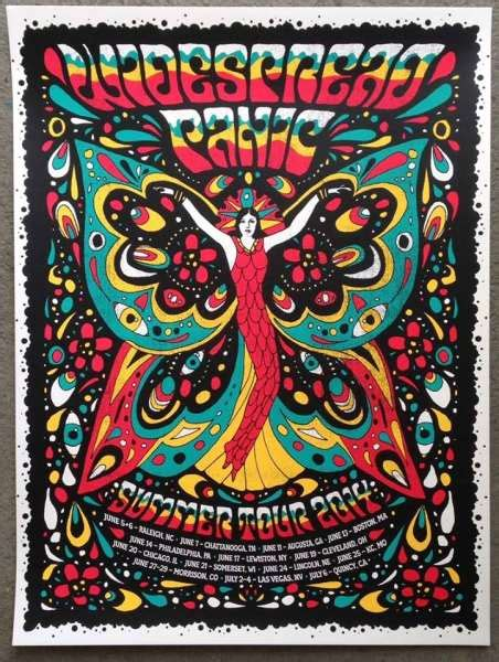widespread panic couch tour couch tour alert widespread panic at red rocks