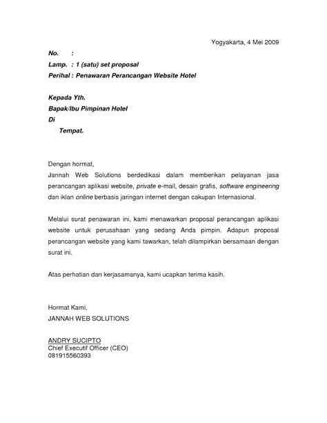 Contoh Application Letter Magang Contoh Application Letter Untuk Magang Gontoh
