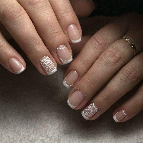 Wedding Bell Nail Design by 25 Best Ideas About Bridal Nails On