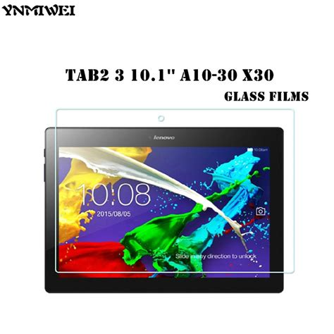 Tempered Glass Lenovo Tab 3 Essential 70inchi Screen Guard Anti Gores ୧ʕ ʔ୨high clear tab2 a10 30 tempered っ glass glass protect for இ lenovo lenovo tab 2