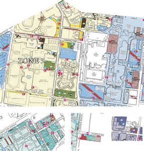 parking visitor maps parking services vanderbilt