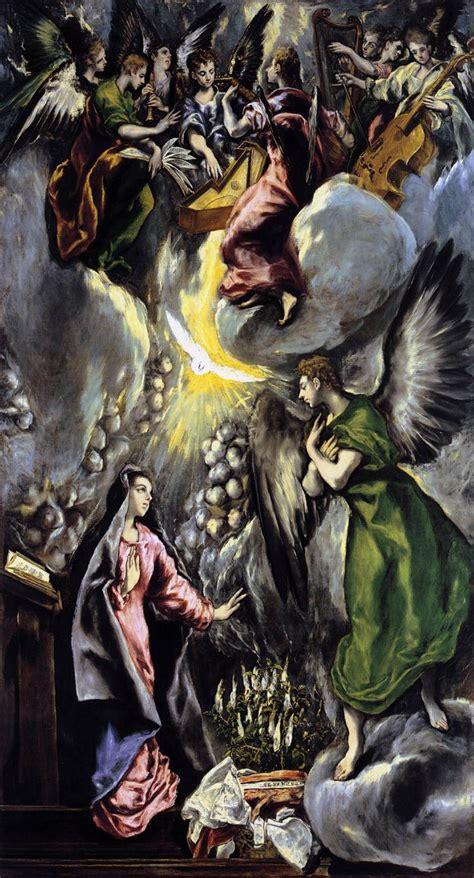 Home Design Spanish Style by Lo Stile Unico Dell Annunciazione Di El Greco In Mostra A