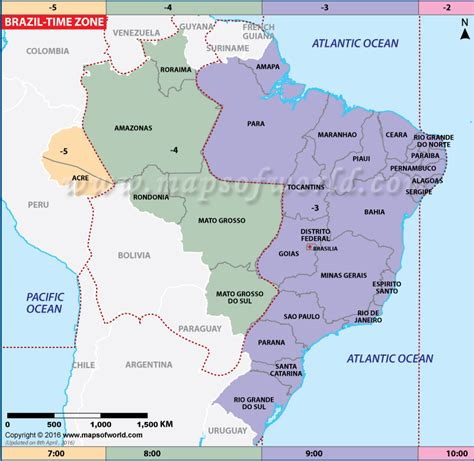 brazil time zone map brazil time zone map current local time in brazil