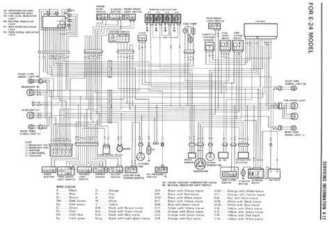 Excellent Suzuki Bandit 600 Wiring Diagram Contemporary - Best Image ...