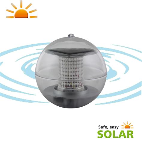 Floating Waterproof Missouri Outdoor Solar Light Led Solar Lights For Ponds