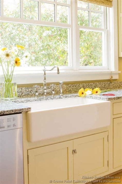 cottage kitchen sinks cottage kitchens sinks and cottages on