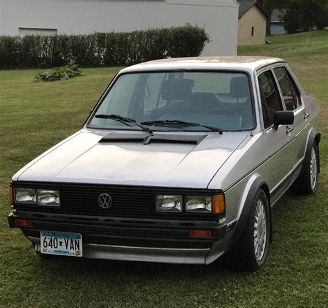 volkswagen diesel jetta 1984 volkswagen jetta gl turbo diesel german cars for