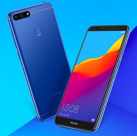 Topi Official 7 Premium honor 7a and 7c now official bringing premium features to budget phones notebookcheck net news