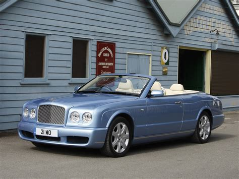 bentley azure bentley azure specs 2006 2007 2008 2009 autoevolution