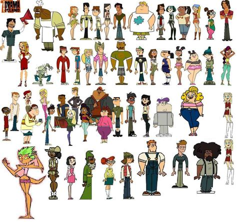 design concept drama image gallery total drama