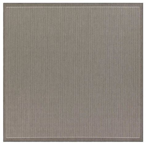 Couristan Outdoor Rugs Couristan Couristan Recife Saddle Stitch Rug Grey White Reviews Houzz