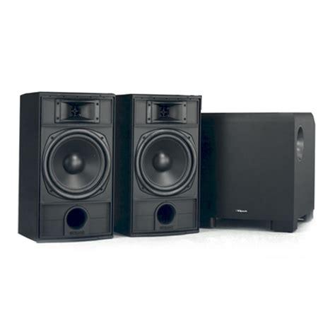 Heater Ksb ksb 2 1 bookshelf speaker klipsch
