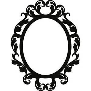 Good Salle De Bain Gris Turquoise #13: Stickers-cadre-ovale-baroque.jpg