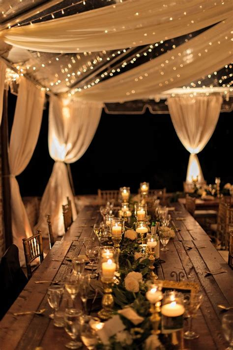 elegant backyard wedding reception 25 best ideas about elegant backyard wedding on pinterest