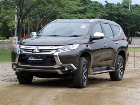 Mobil All New Pajero Sport transmisi all new mitsubishi pajero sport paling joss