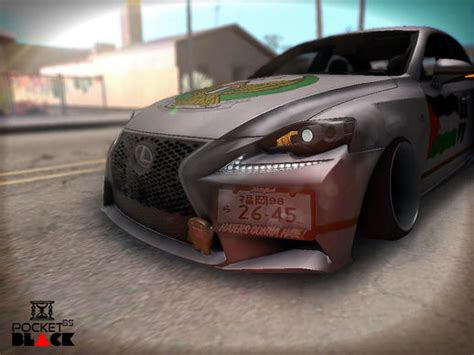 lexus is250 hellaflush gta san andreas 2014 lexus is350 fsport hellaflush mod