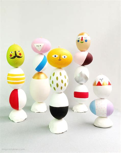 egg crafts easter crafts for toddlers diy tutorials