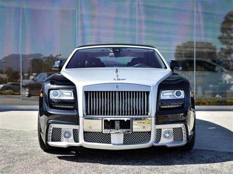 roll royce phantom 2017 2017 wald rolls royce phantom black bison car photos