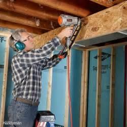 basement finishing guide basement finishing tips the family handyman